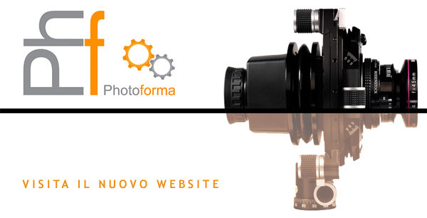 PHF PHOTOFORMA WEBSITE